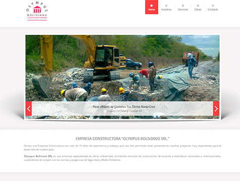 Constructora Olympus Boliviano