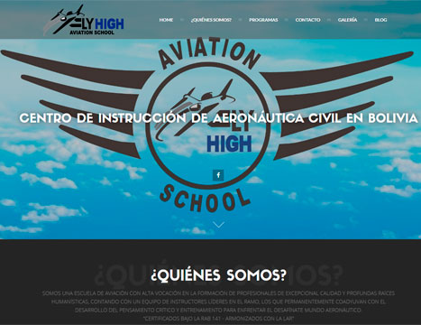 Fly High Aviation School