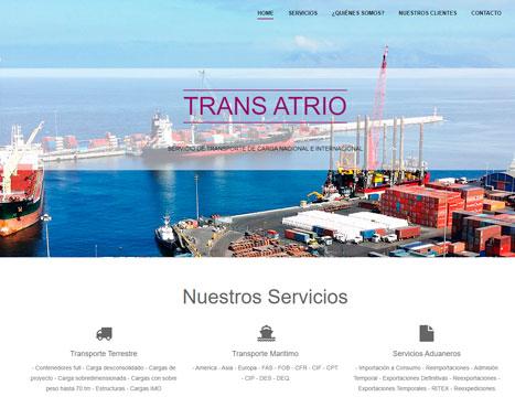 Trans Atrio SRL
