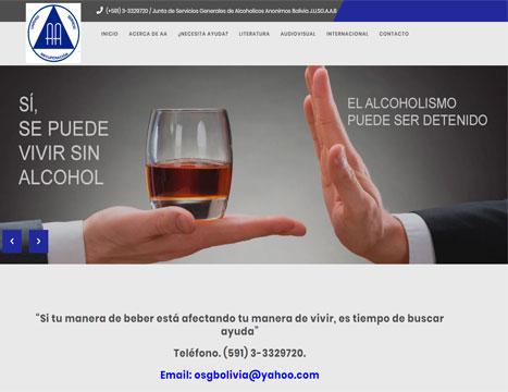 alcoholicosanonimos